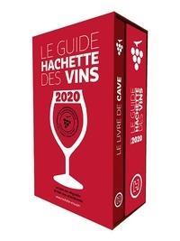 Stéphane Rosa - Coffret Le guide Hachette des vins - Contient : Le guide Hachette des vins sélection 2020 et Le livre de cave.