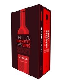 Stéphane Rosa - Coffret Le guide Hachette des vins - Contient : Le guide Hachette des vins et Le livre de cave.
