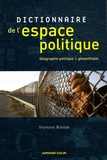 Stéphane Rosière - Dictionnaire de l'espace politique - Géographie politique et géopolitique.