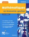 Stéphane Rossignol - Mathématiques en économie-gestion.