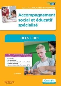Stéphane Rullac - Accompagnement social et éducatif spécialisé DEES DC1 - Diplôme d'Etat d'éducateur spécialisé.