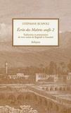 Stéphane Ruspoli - Ecrits des Maîtres soufis - Tome 2, Trois traités de Bagdadî et Semnanî.