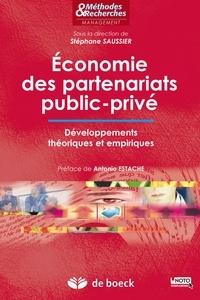 Antonio Estache et Stéphane Saussier - Économie des partenariats public-privé - Développements théoriques et empiriques.