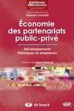 Stéphane Saussier - Economie des partenariats public-privé - Développements théoriques et empiriques.