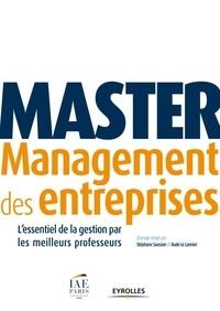 Galabria.be Master Management des entreprises - L'essentiel de la gestion par les meilleurs professeurs Image