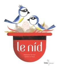 Stéphane Servant et Laëtitia Le Saux - Le nid.