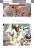 Stéphane Solotareff - Le doute. 1 DVD