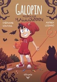 Stéphane Soutoul et Audrey Lozano - Galopin prépare Halloween.