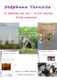 Stéphane Ternoise - 5 ebooks en un : 9,99 euros. Cinq romans - offre promotionnelle livre numérique français avec engagement qualité.