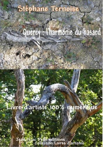 Stéphane Ternoise - Quercy : l'harmonie du hasard - Livre d'artiste 100% numérique.