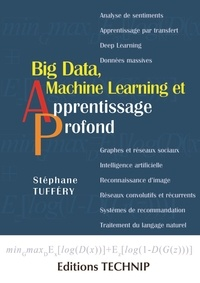 Ebook gratuitement télécharger télécharger Cellari pour Android Big Data, Machine Learning et apprentissage profond PDF PDB DJVU par Stéphane Tufféry