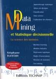 Stéphane Tufféry - Data Mining et statistique décisionnelle - La science des données.