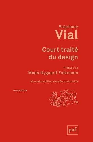 Stéphane Vial - Court traité du design.
