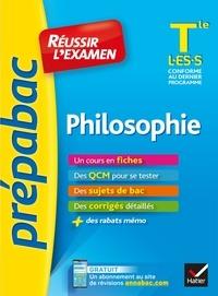 Stéphane Vial - Philosophie Tle L-ES-S - Réussir l'examen.