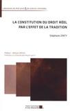Stéphane Zinty - La constitution du droit réel par l'effet de la tradition.