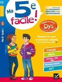 Stéphanie Aumont et Xavier Babonneau - Ma 5e facile !.