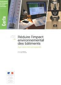 Stéphanie Bauregard - Réduire l'impact environnemental des bâtiments - Agir avec les occupants.
