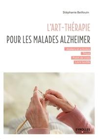Histoiresdenlire.be L'art-thérapie pour les malades Alzheimer Image