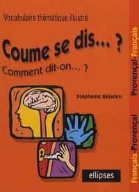 Coume se dis... ? - Vocabulaire thématique illustré Français-Provençal/Provençal-Français.pdf