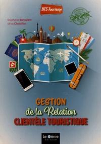 Gestion de la relation clientèle touristique BTS tourisme 1re et 2e année - Stephanie Bensalem pdf epub