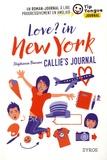 Stéphanie Benson - Love ? In New York - Callie's journal.