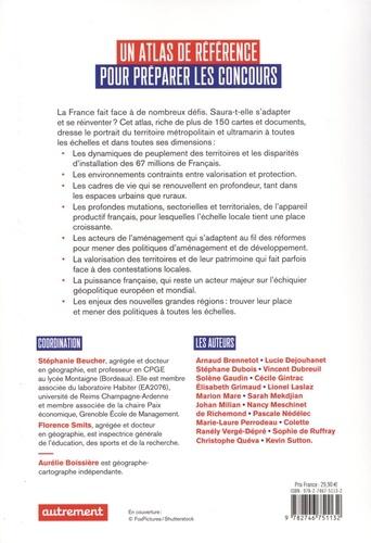 La France. Atlas géographique et géopolitique