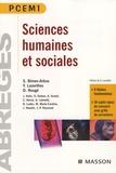 Stéphanie Bimes-Arbus et Yves Lazorthes - Sciences humaines et sociales.
