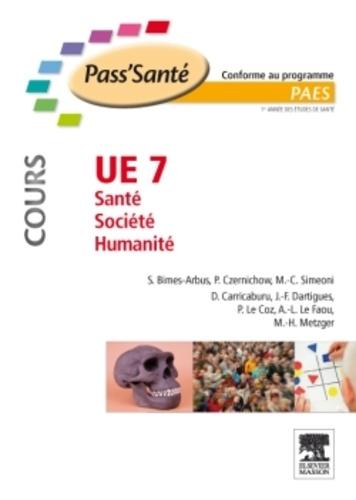 UE 7, Santé, Société,  Humanité