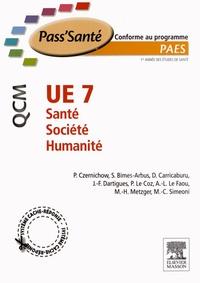 Stéphanie Bimes-Arbus et Danièle Carricaburu - UE 7 Santé, Société, Humanité.