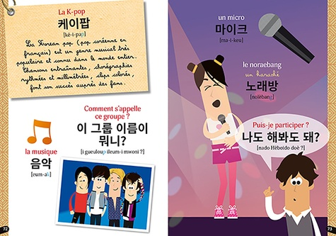Coréen. Le guide de conversation illustré
