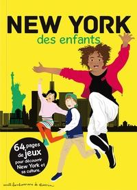 New York des enfants - Stéphanie Bioret   Showmesound.org