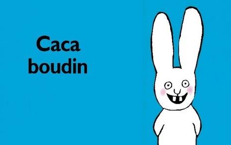 Simon  Caca boudin