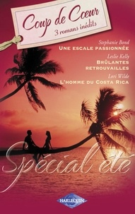Stephanie Bond et Leslie Kelly - Spécial été (Harlequin Coup de Coeur).