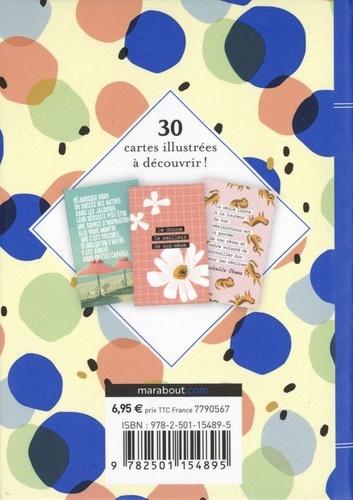 Pensées positives. 30 cartes pour rester résolument optimiste