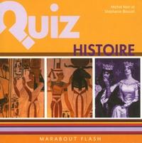 Stéphanie Bouvet et Michel Noir - Quiz histoire.