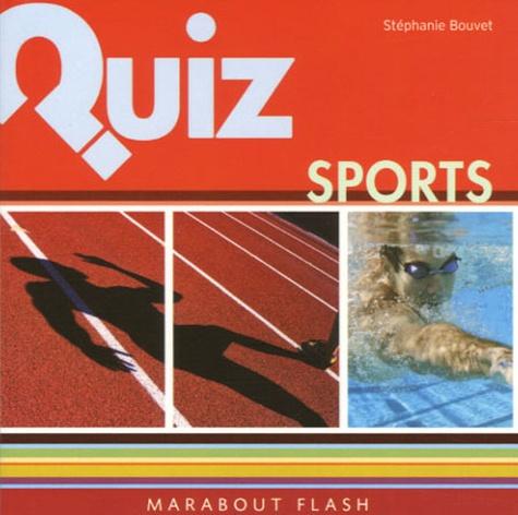 Stéphanie Bouvet et Michel Noir - Quiz sports.