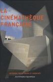 Stéphanie Brabant - La cinémathèque française - Intégral Ruedi Baur et associés.