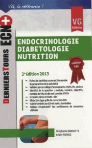 Stéphanie Bravetti et Kévin Podrez - Endocrinologie diabétologie nutrition 2013.