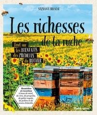 Les richesses de la ruche- Tout savoir sur les bienfaits des produits du rucher - Stéphanie Bruneau |