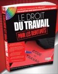 Stéphanie Cauvy - Le droit du travail. 1 DVD
