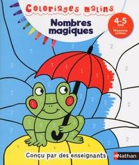 Stéphanie Chica - Nombres magiques Myenne section.