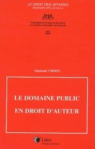 Le domaine public en droit dauteur.pdf