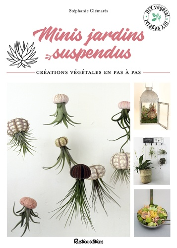 Mini-jardins suspendus