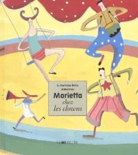 Stéphanie-Corinna Bille - Marietta chez les clowns.