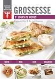 Stéphanie Côté - Grossesse - 21 jours de menus.