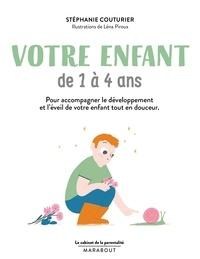 Stéphanie Couturier - Cabinet de la parentalité - votre enfant de 1 à 4 ans.
