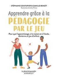 Stéphanie Couturier et Camille Benoit - Le cabinet de la parentalité -  Pédagogie par le jeu.