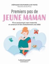 Stéphanie Couturier et Laurélène Chambovet - Le Cabinet de la parentalité - Premiers pas de jeune maman.