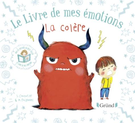 Le livre de mes émotions  La colère
