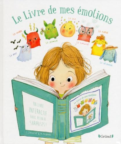 Le Livre De Mes Emotions Un Livre Interactif Avec Plein De Surprises Album